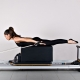 Pilates Training Reformer mit Box