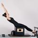 Pilates Reformer Training Training auf der Box