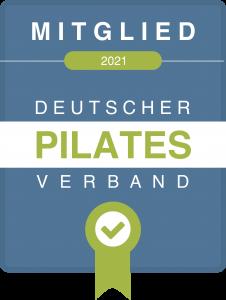 Logo des Deutschen Pilates Verbandes
